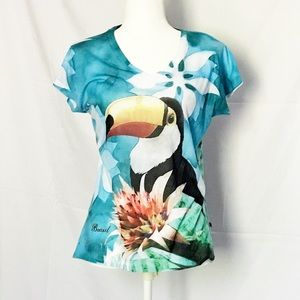 Tops - Toucan Top from Brazil